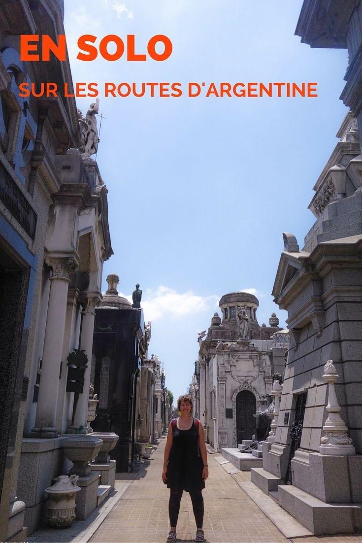Voyager seule en Argentine peut faire peur à certains. Voici mon bilan, ainsi qu'un gros point sur la sécurité.