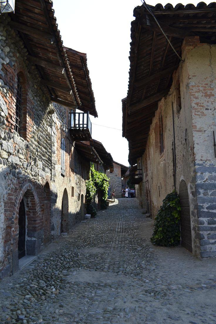 Ricetto di Candelo. Italia.Biella.Candelo. #ricetto #Candelo #borgo #italia