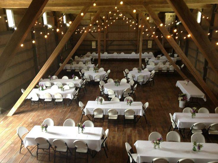 a beautiful countrygarden wedding hosted at salomon farm