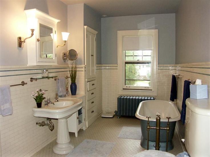 17 images about craftsman vintage bathrooms on pinterest for 1920s bathroom ideas