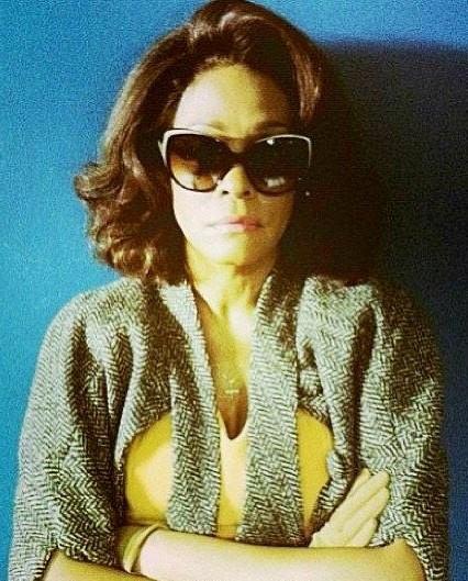 """Whitney Houston as """"Emma"""" in Sparkle (2012)."""