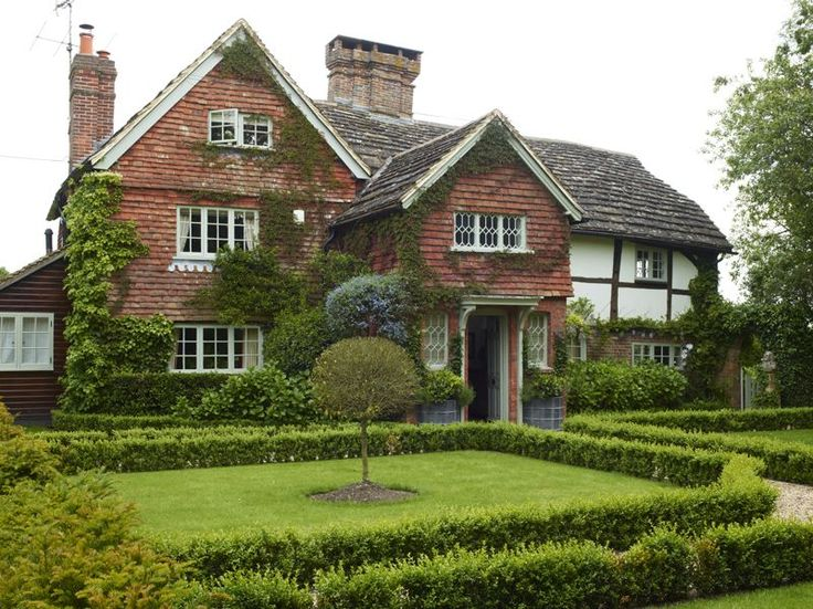 534 best Cottages images on Pinterest   Beautiful homes, Dream ...