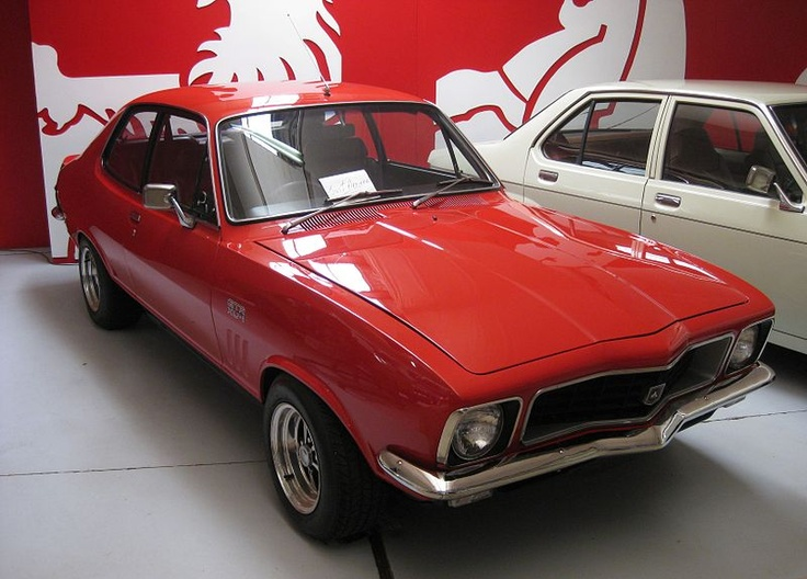 1972 Holden GTR XU-1 Torana