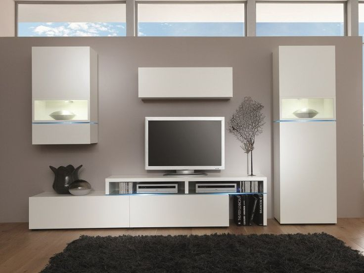 53 best Wall units images on Pinterest | Amsterdam, Modern wall ...