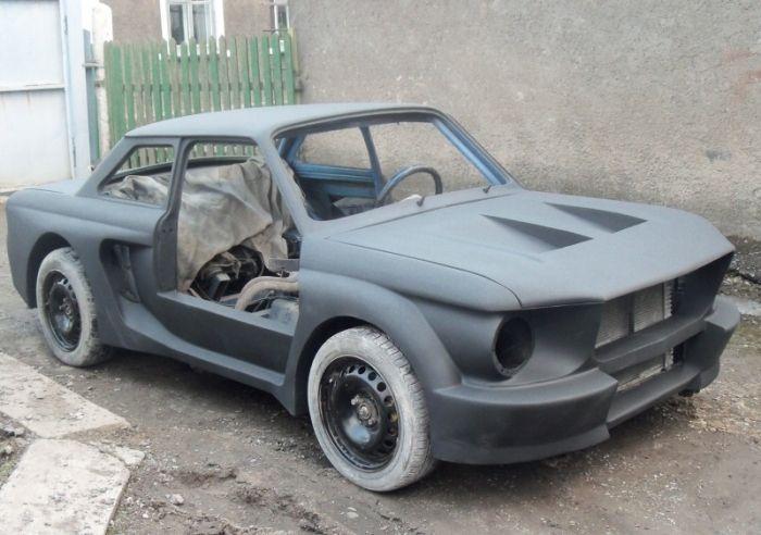 Russian ZAZ is super car