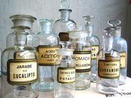 apothekers potten