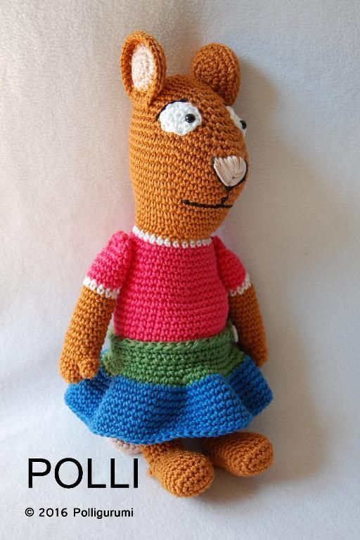 (4) Name: 'Crocheting : POLLI inspired by Pip and Posy