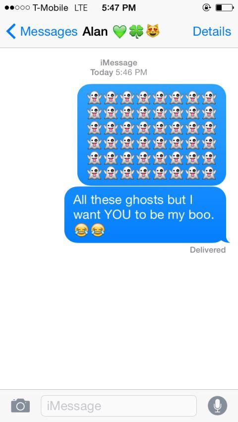 cool ways to start a text