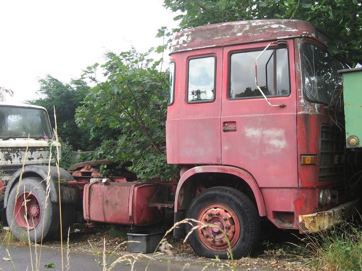 Image result for abandoned lorries | lorrys | Pinterest