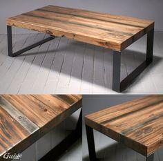 wood coffee table - Google keresés