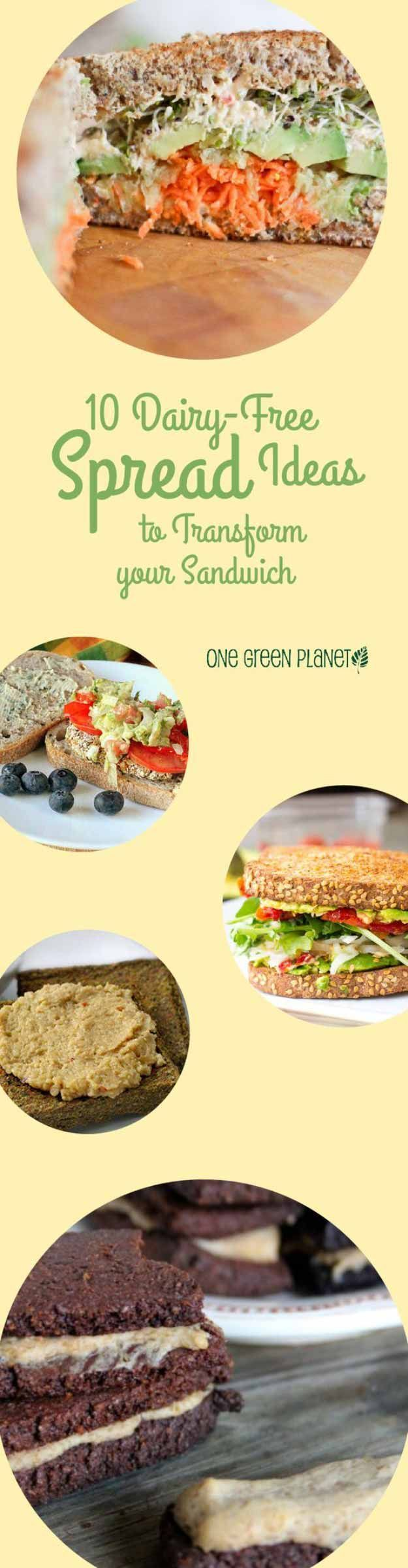 Dairy Free Spreads | 9 Ways To Eat A More Plant Based Diet For Healthy Happy Homesteading | Healthier and Greener Food Ideas by Pioneer Settler at http://pioneersettler.com/plant-based-diet/