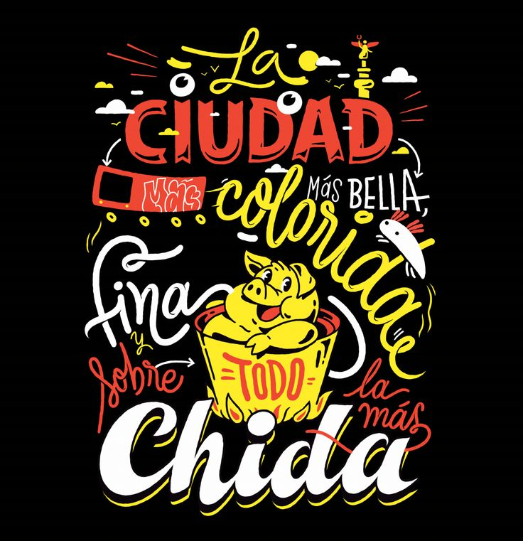 Chilango Vol. I on Behance