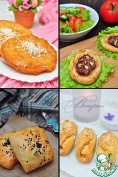 Арабское тесто A'jineh Mwarraqah для сладкой и не сладкой выпечки - кулинарный рецепт