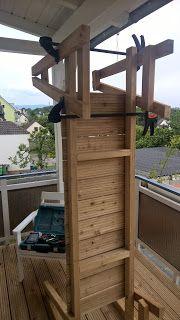 Der Machs-doch! Heimwerkerblog: Loungebank aus Lärche Terrassendiele