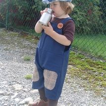 Cool shorts,for a daily use.Can be washed in a cotton program in a washer.And it fit for a 2-3years old boy.
