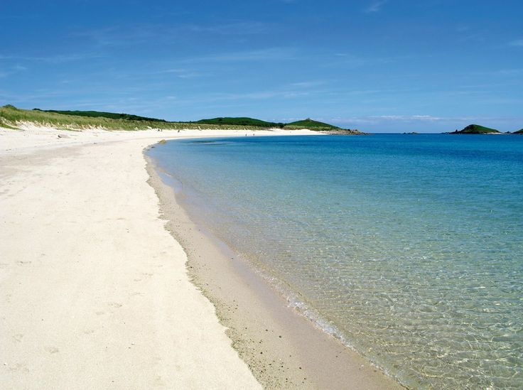 Par Beach, St Martin's, Scilly Isles – photo © Isles of Scilly Travel
