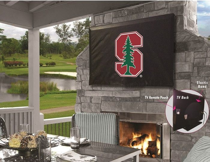 Use the Exclusive coupon code PINFIVE to receive an additional 5% off the Stanford University Cardinal TV Cover