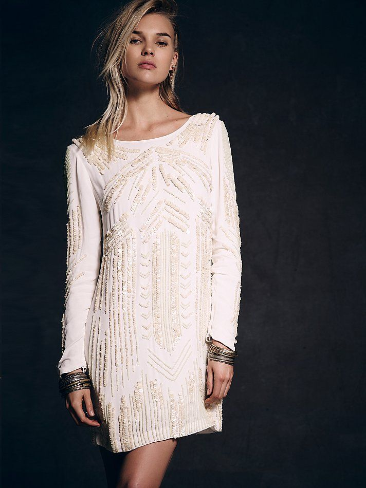 Free People Limited Edition Jess Holiday Dress at Free People Clothing Boutique