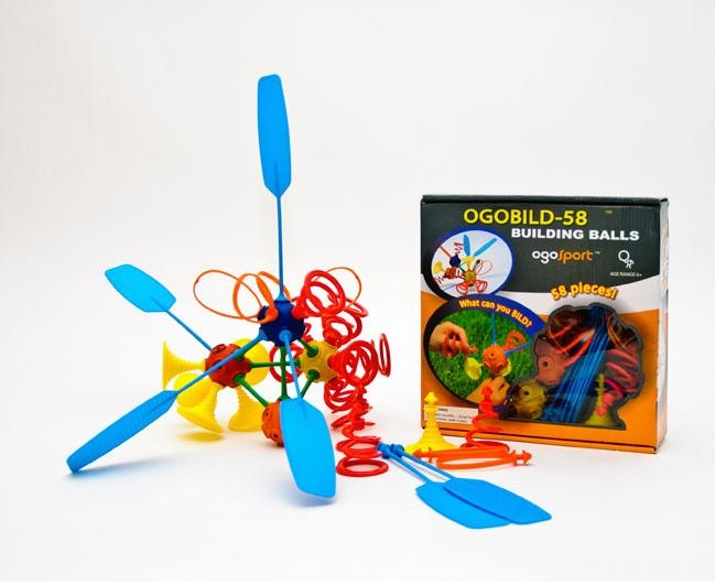 See what you can build with the OGOBILD-58! #kids #toys #fun #creative