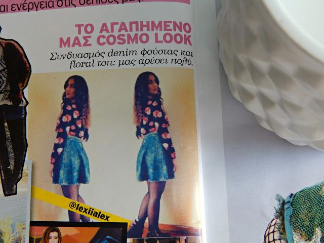 Study About Fashion In Cosmopolitan - Study About Fashion