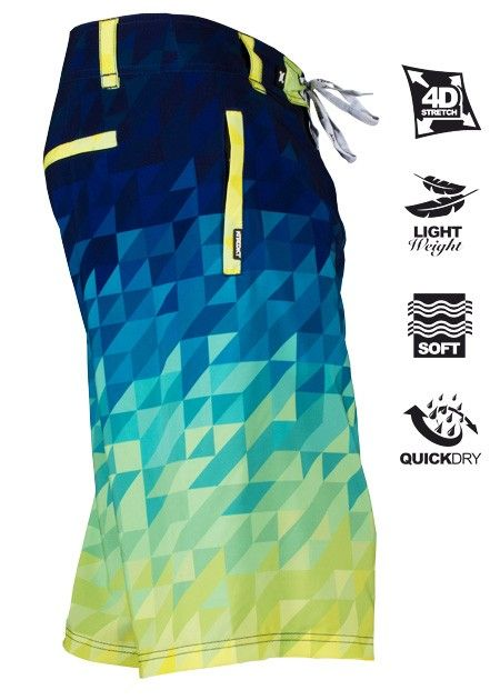 Boardshort Men Kitaddict Christolic