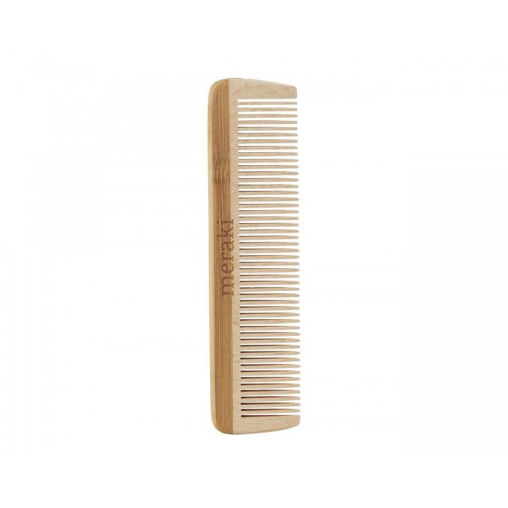 Comb - Dense, Maple Wood