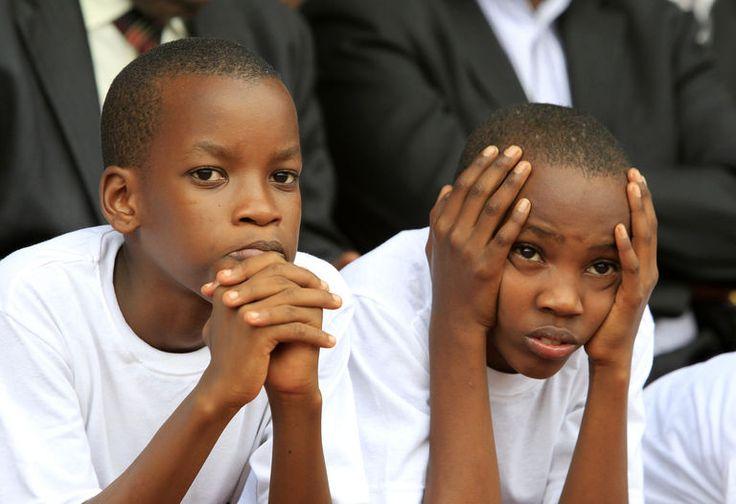 aprenden sobre el genocidio de Rwanda