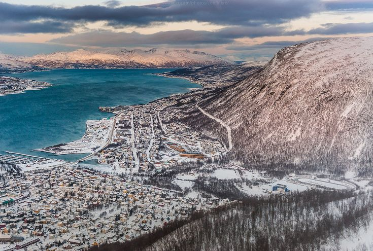 Tromsø. Yes, yes and yes!