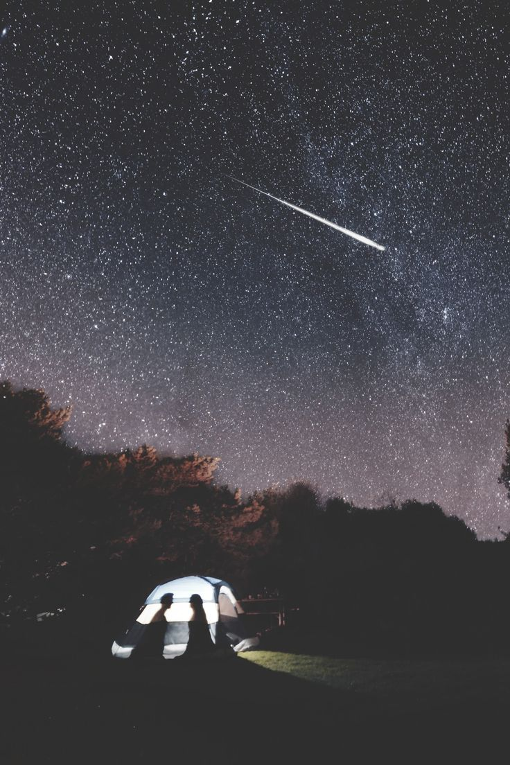 There really is not anything like being out in the wilderness and looking up at the night sky that helps put life in perspective. The heavens are vast and we are almost insignificant in comparison, yet even though our size we are able to influence great changes in the world.