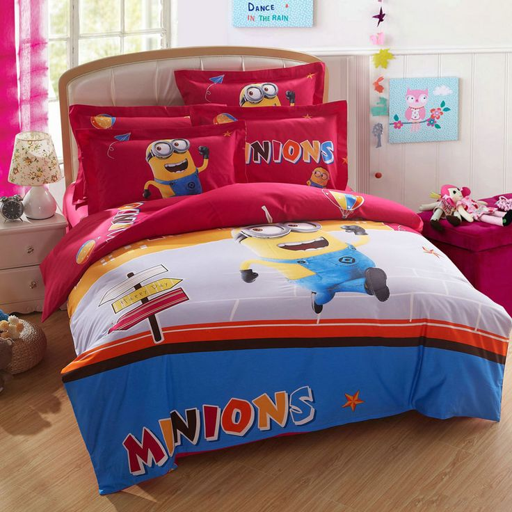 13 best images about minion bedding sets on pinterest