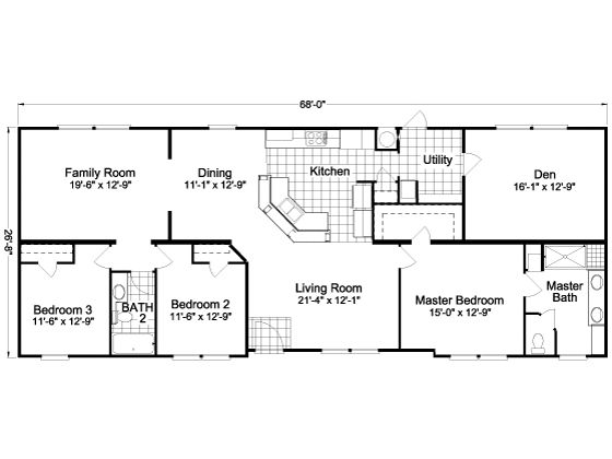 64 best modular homes plans images on Pinterest | Modular homes ...