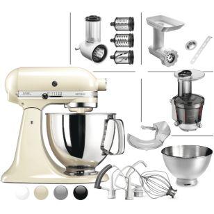 KitchenAid Artisan-Vorteils-Set 5 - KSM125 - Kuechen-Fee