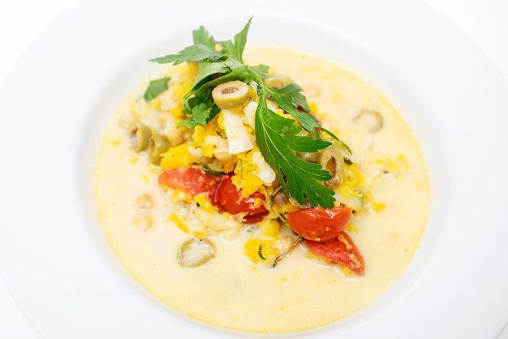 vegansk fransk suppe oppskrift