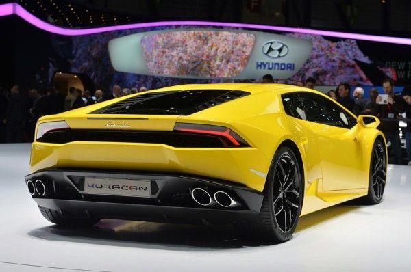 2015 Lamborghini Huracan LP 610 4