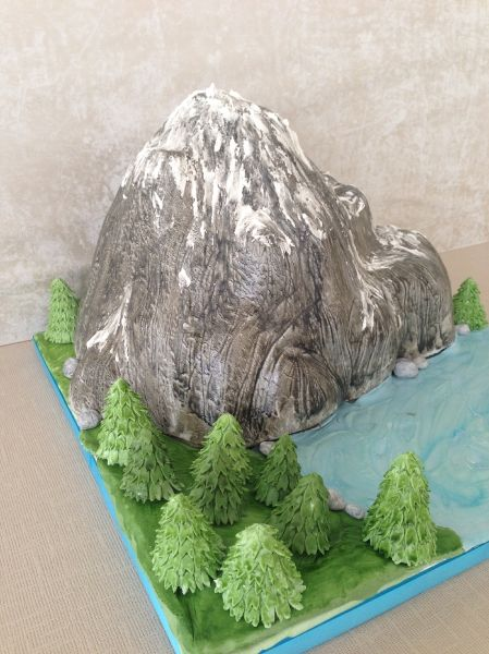 Mountain Cake                                                                                                                                                                                 More