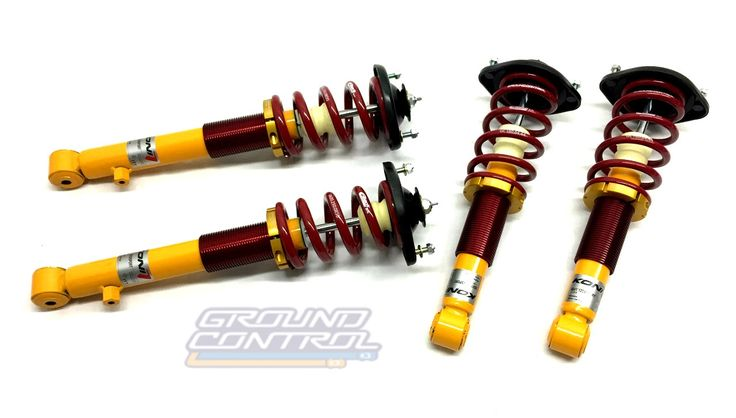 '89-'97 Mazda Miata NA Complete Ground Control & Koni Suspension System
