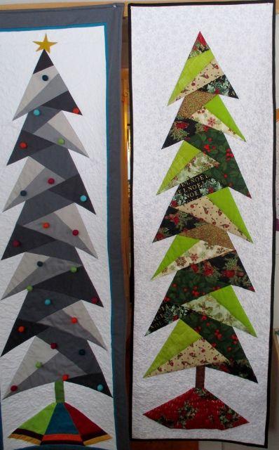 Best 25 Christmas Tree Quilt Ideas On Pinterest