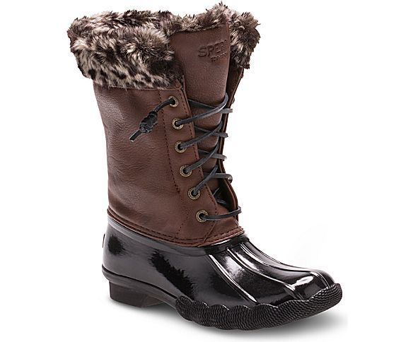 Sperry Top-Sider  Sperry Top-Sider Tall Saltwater Duck Boot  Sperry Top-Sider Tall Saltwater Duck Boot