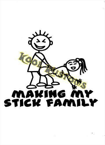 Best Family Stickers Images On Pinterest Family Stickers Car - Hunting decals for trucksonestate rack attack truck van window vinyl decal sticker