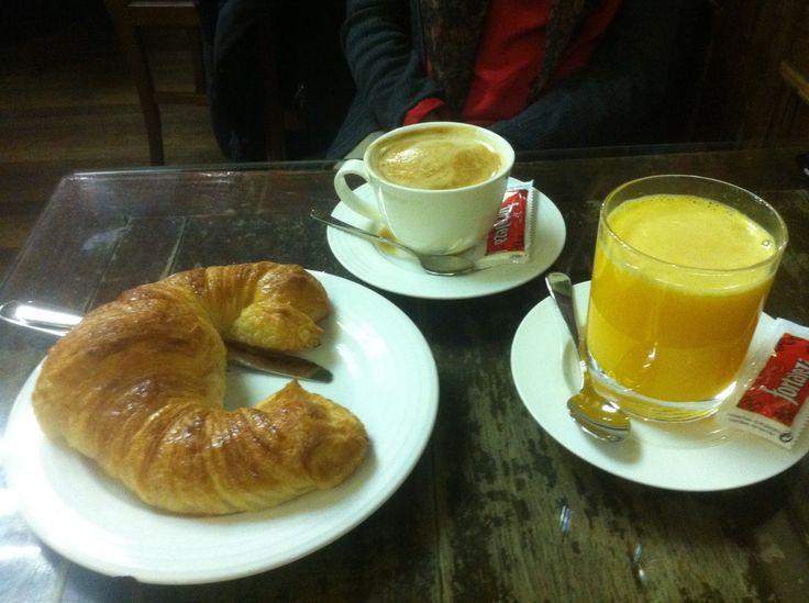 fotos de desayunos con cafe - Buscar con Google | EL ...