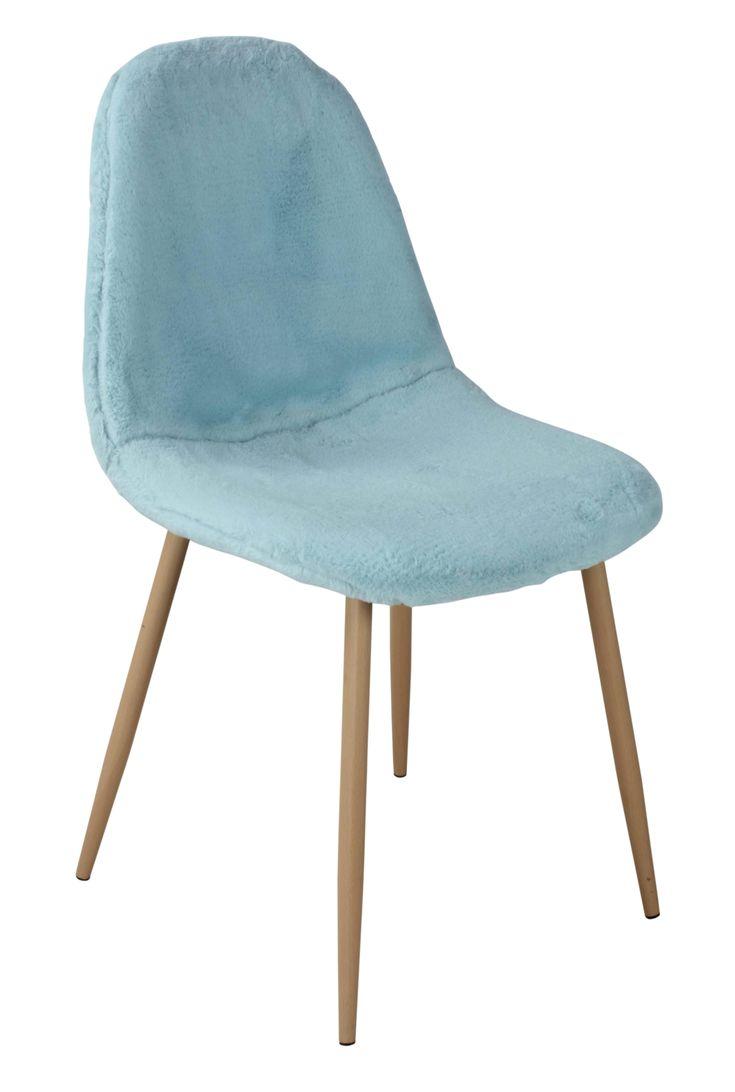 LYNETTE chair Doudou blue