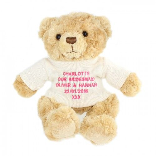 30 best personalised baby gifts images on pinterest personalised teddy message bear can be personalised absolutely adorable negle Gallery