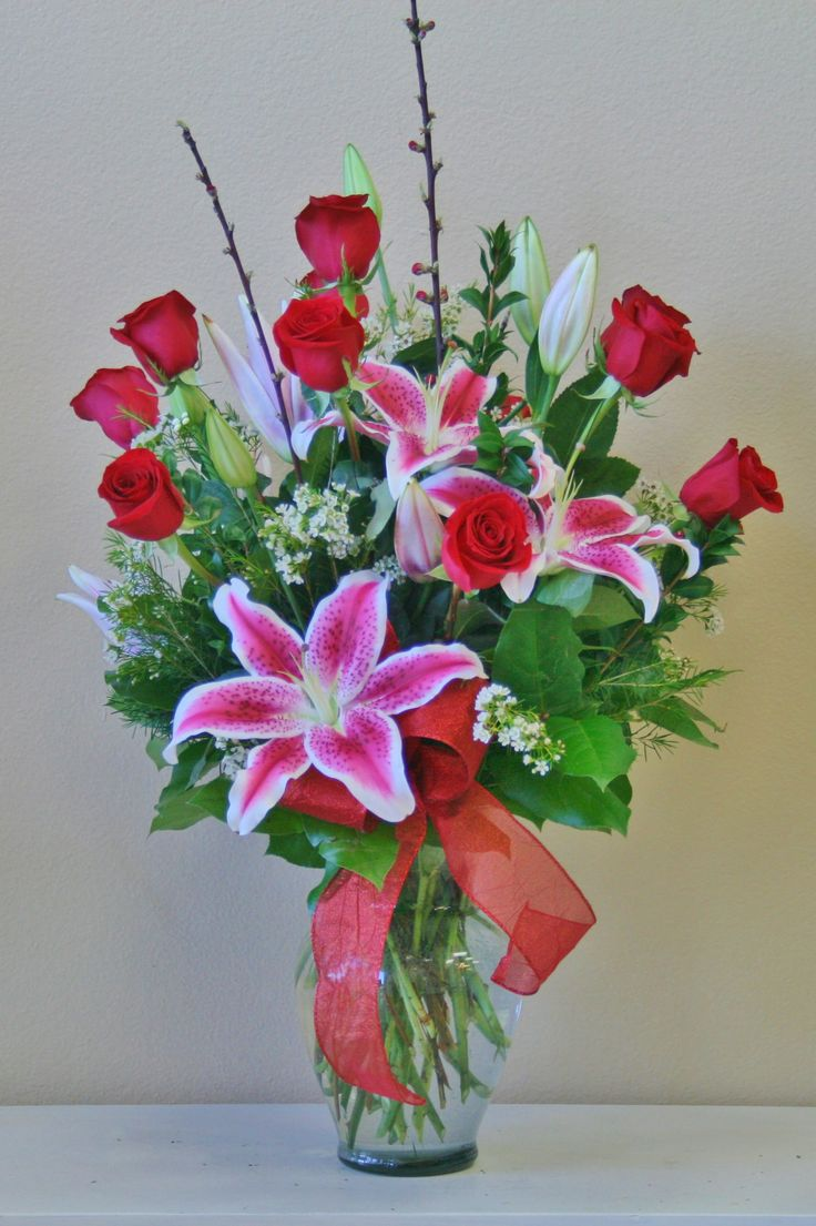 308 best images about special flower arrangements on for Floral arrangements with branches