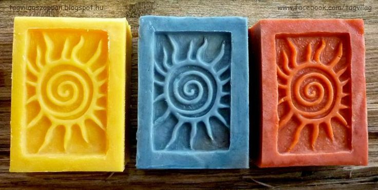 #lemon_balm_soap #lavender_soap #cinnamon_soap #sunshine #artisan