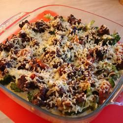 Aardappel-broccoli schotel @ allrecipes.nl