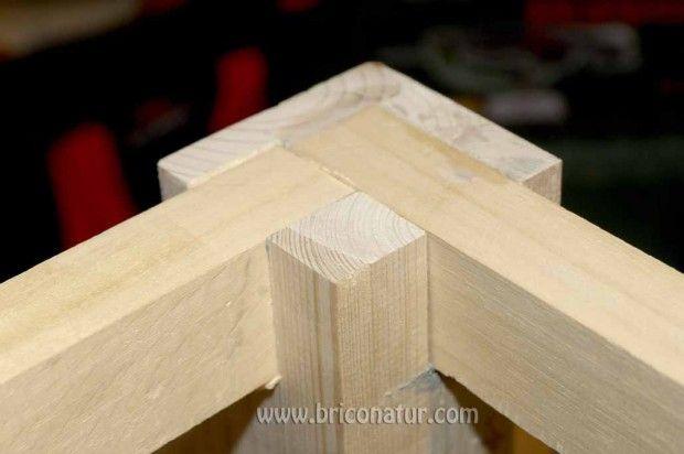 Cómo hacer una mesa de carpintero