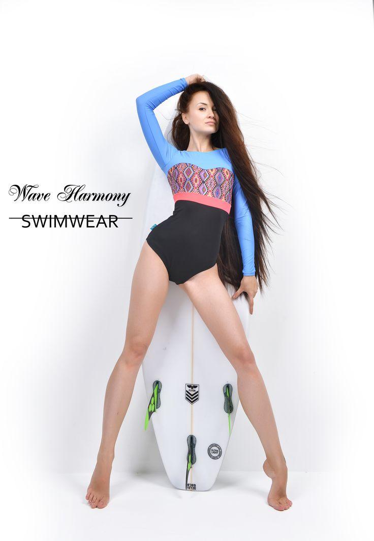 model EVA_blue #серфинг #купальник #вейксерф #серф #плавание #бассейн #waveharmony #watersport #кайтсерф #сапсерф #серфодежда #серфстиль #серфоборудование #бали #серфкэмп #серфпутешествие #серфсафари #москва