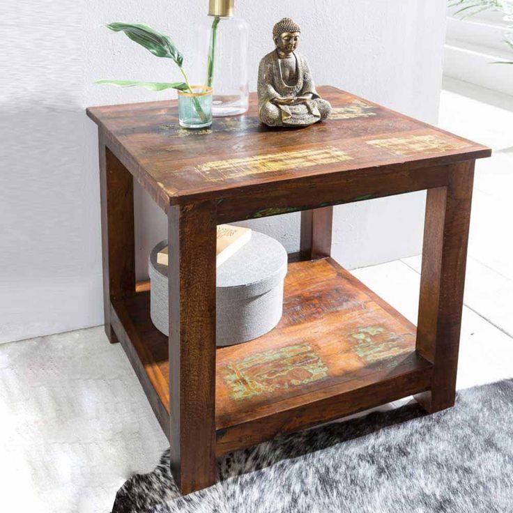 Best Massiv Tische Beitisch Massivholz Tisch Wohnzimmer Holztisch Bild  Quelle Pharaode With Wohnzimmer Holztisch