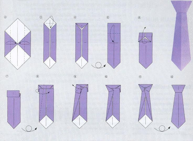 Открытка рубашка из бумаги как сделать