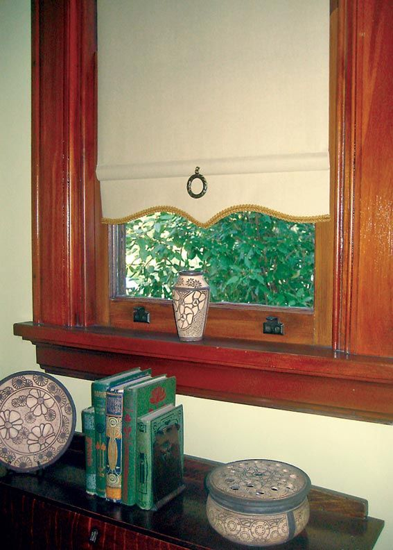 Window Treatments For Historic Homes The Home Pinterest And